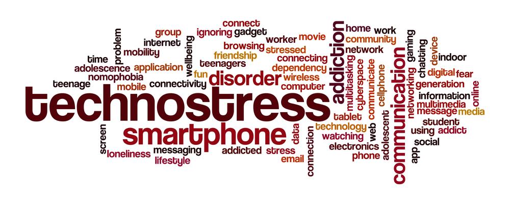 Wat gaat u doen tegen technostress en telepressie?