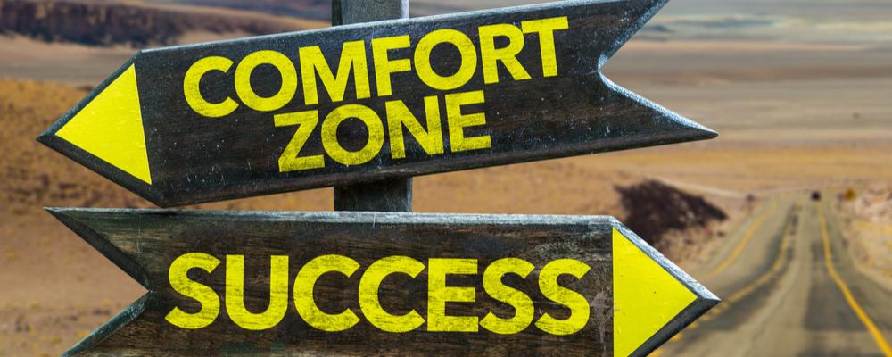 Wat te doen met uw nieuwe comfortzone?